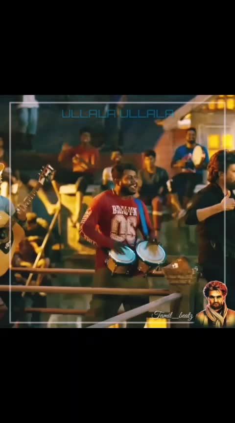 😀❤ #petta #pettaparaak #roposo-tamil #tamilsongs #ullalalalaaa #tamilstatus #kollywoodcinema #kollywood #rajinikanth #superstar-rajinikanth