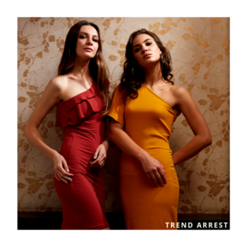 You can have anything you want in life, if you dress for it!❣️ #oneshoulderdress . . . . #trendarrest #beauty #fashion #trendy #trending #trendfollowers #oneshoulder #dress #partywear #westernwear #rust #mustard #colour #fashionworld #fashionista #fashionphotography #clothingbrand #bodycon #silhouettes #campaign #onlineshopping #postoftheday