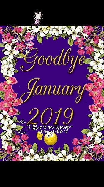 #byebye #january2019