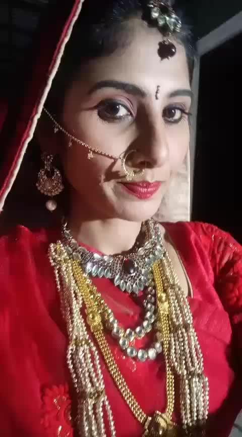 #roposoness#bridal-wear #trishakrishnan @roposoindiaofficial