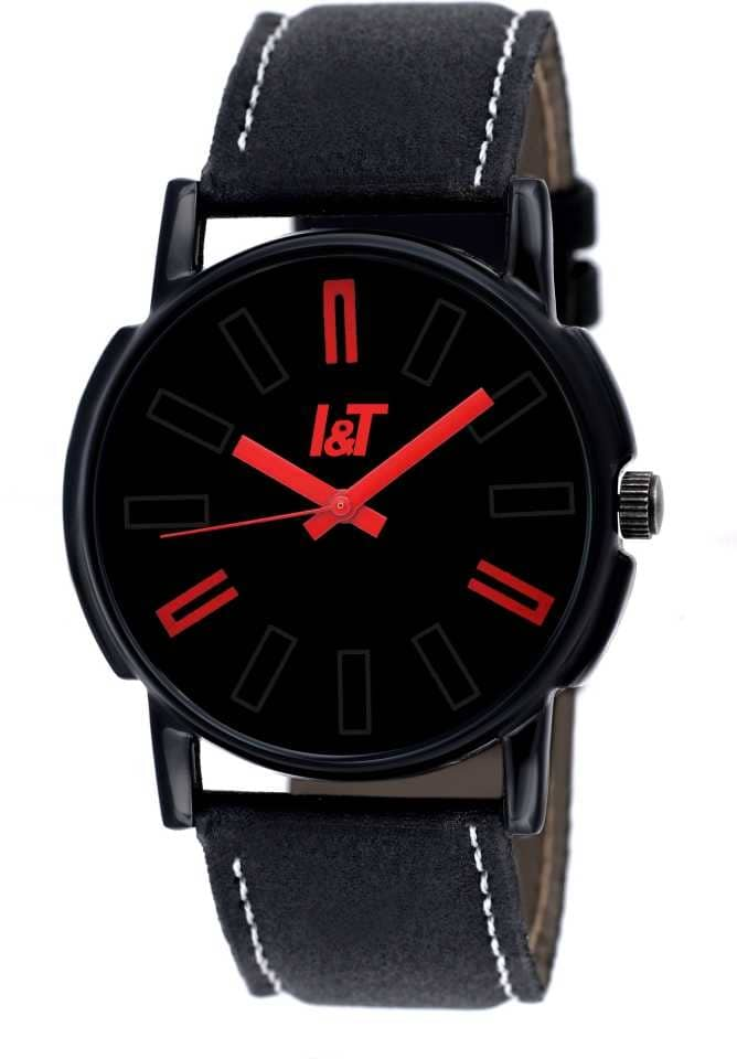 https://www.flipkart.com/i-t-stylish-analog-black-dial-watch-men-boys/p/itmf5yqb8snbendg?pid=WATF5YM9NBVMQS9S  Selling Price- 199 /- Only #watch  #wrist-watch #wristwatch #menswatches #analog #stylishwatches #watchesformen #boysfashion #men-fashion #boysformen #roposo #roposofasion