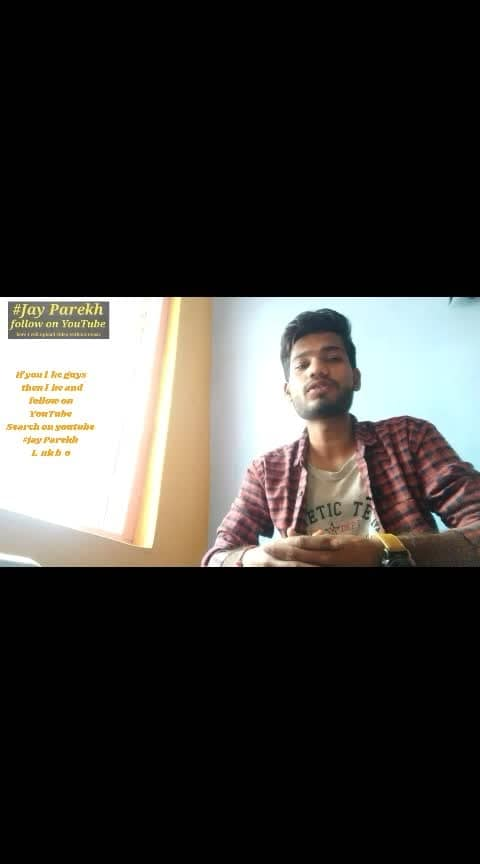 Ek Din Teri Raahon Mein| Naqaab | Akshaye Khanna & Urvashi Sharma | Javed Ali | Pritam |cover withoutmusic at home | by Jay Parekh |  Hello guys main hu aapka dost Jay Parekh youtube se and aap sabko good evening to all & here i will uploaded song ek Di Teri yaadomein cover withoutmusic at home cover by Jay Parekh   And guys ye jo mera channel topic he vo ye he ki any Hindi song ki 2mint ki line me sing karunga.   Ager aapko mera ye concept & singing Achi lg Ti he to pls like, subscribe and comment Kare mere #youtubechannel ko. And aapke support ke bina kuch bhi NY hu me so please support and subscribe me  and pls video like kariyega to Muje pata chale ga ki aapko meri singing or mera ye concept Aacha laga 🙂😉  So aapka Koi likeable song or me use sing karu to pls comment on comment box   So guys thank you so much for watching   #playlists https://www.youtube.com/playlist?list=PL2drUh6JHijT6P4GQs5oGeifiqWUq75of  Cover by Jay Parekh  Follow on instagram jayparekh5130  & fb https://www.facebook.com/jay.parekh.98284566      #ekdinterirahonmein,  #ekdinterirahonmeincoverwithoutmusicathome, #ekdinterirahonmeinshortcoverwithoutmusicathome, #ekdinterirahonmeinjavedali, #ekdinterirahonmeinnaqaab, #ekdinterirahonmeinCoverbyjayparekh #ekdinterirahonmeinshortcoverbyjayparekh  #singingcover  #singing_rising_stars  #singingcontest  #singingtalents  #singingcoverroposotalenthunt  #singingsolo  #javedali  #arrahman  #armaanmalik  #amaalmallik  #pritam