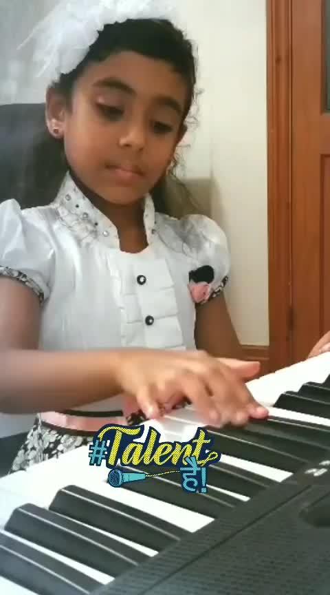 FRIDAY POST ❤💙🤩 #5yrold  #laasya   #comeon_comeon  #cheapthrills   #fridaynight  #littlegirl  #girlslikeyou   #mylittleprincess   #pianolove  #piano #roposotv #roposostar #risingstar #risingstaronroposo #roposotv #roposobeats #roposoentertainment #roposotalenthunt #talentkid #worldrecord #musiclove #fridaynight