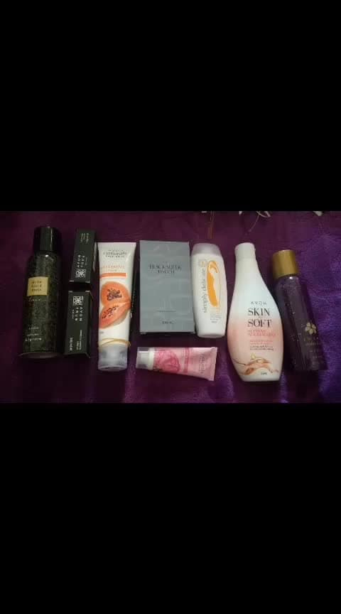 Today got my  AVON Products #beautyproducts #beautyproductreview #avon #avonindia #lookgoodfeelgood #lookgoodfeelgoodchannel #fashionquotient #fashionquotientchannel #followmeonroposo