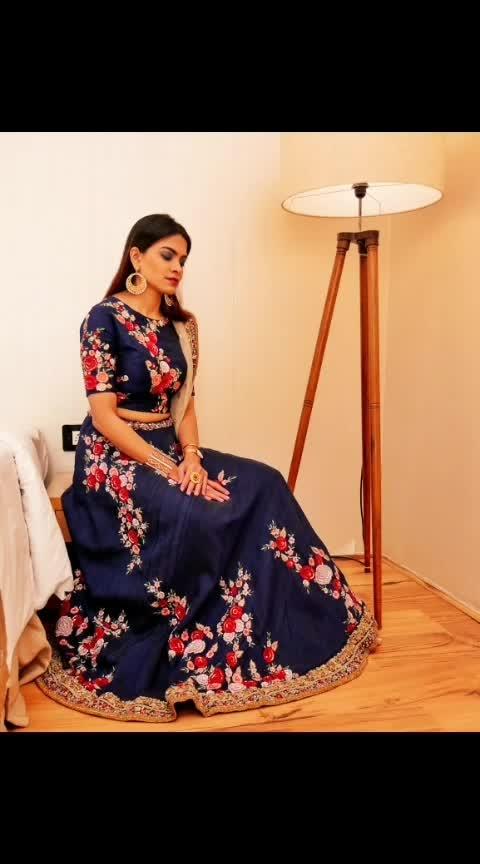 #fashionoftheday #style #stylegram #delhifashionblogger #fashionblogger #brand #photography #photooftheday #basic #lovemyjob #collaboration #indianoutfit #bluelehenga #lehenga #lamba #trending #trend #fashionpost #styleguide #stylegram #lifestyleblogger #fashiondaily #bloggers #aashimalamba #thebasicrebel