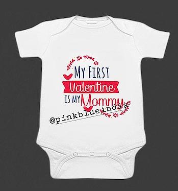 Personalized Baby 1st Valentine Day Romper - Custom Newborn Onesie Contact :+918000011699 or Whatsaap to +918003550118 Shop Now : https://www.pinkblueindia.com/newborn-valentine-outfit.html  #valentinesonesie #babyvalentine #valentineshirts #babyonesie #valentinerompers #babyfirstvalentine #firstvalentineonesie #personalized #custom #customorder #customonesie #newborns #babyrompers #customisedrompers #babygift #valentinegift #babybodysuit #kidsfashion #shoponline #pinkblueindia