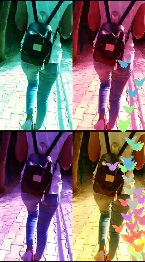 😁😁💟💟💫 #roposo #roposo-fashion #travellingdiaries #white #pinkshoes #nature #natureslove #capturedchannel #roposostarchannel #roposostars #beat #beatschannel #walkin #kauntujheupyarkregajsemkrtihu #kauntujhe #love #roposo-music #sushantsinghrajput #dishapatani