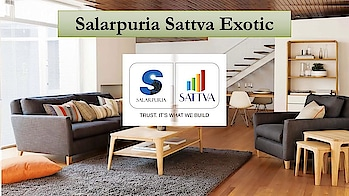 Salarpuria Sattva Exotic - Vijayanagar - South West Bangalore - salarpuriasattvaexotic.org.in #salarpuriasattvaexotic #prelaunchapartments #bangalorerealestate #vijayanagar #south-westbangalore