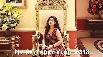 My Birthday Vlog 2018 | October Vlog | Birthday Parties+Food+Places |  Bhagyashree Don't forget to like my video & subscribe to my channel... #youtube #youtuber #youtubecreatorindia #youtubeindia #indianyoutuber #contentcreator #Bhagyashree #BhagyashreeBugs #BUtterlyObsessed #blogger #fashion #beauty #lifestyle #ropo #roposo #ropo-love