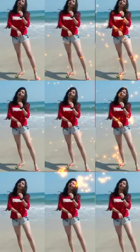 #beachgirl