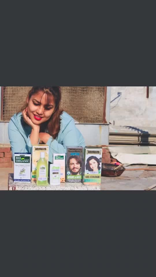 @indusvalley_brand is so well known brand now and easily available online @amazondotin and @flipkart . Their products are 100% bio organic and cause no harm to skin and nature . I have ordered few of their products as i read their good reviews from so many and thought to share mine with my people here 😀😀😀 : Have ordered 3 gel based hair color one is for men which i have got it for my Dad because he dye his hair daily in his 60's 😇 and this was the best product i know which is easy to apply and cause no issue with daily dyeing. The other one is dark brown color for women which i will give it to my mom. The lightest blonde color is for me and their is also a very new product which is made of indigo leaves. Which gives a blue color. It's actually a naturayway of dyeing and getting fashion color. You can also see a hair growth shampoo which i am using it after apply hair growth hair oil from indus valley. Then a stick deo is always my essential. I have 3-4 sticks and i use randomly and trust me this one is great. Also ordered cold pressed sweet almond oil from my last experience. If you are looking out for bio organic products for your hair range/ skin range then do go for INDUS VALLEY once . I am sure you will love it 🥰 : : :  @indusvalley_brand #indusvalley_brand : #missfashioncupid missfashioncupid #blogger #fashionblogger #indianblogger #shubhiPrakash #outfitoftheday #fashionista #fashioninspo  #delhiBlogger #lifestyle #fashion #beauty  #ootd #potd #onlineShopping #shopaholic #slayStylish #jharkhandblogger #indianfashionblogger #travel #travelgram #rajasthan @plixxo