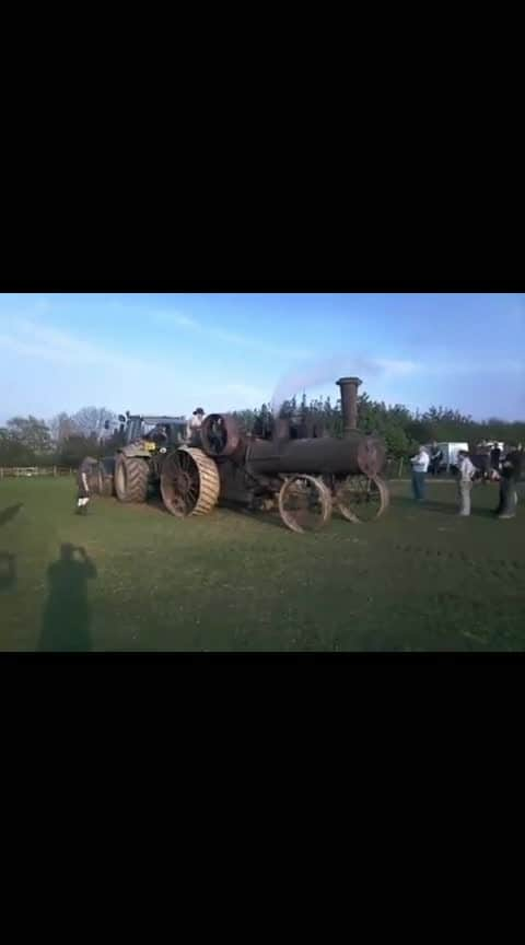 Tug of war: modern tractor vs steam traction engine 🚜  Follow @sciencesetfree   #worldofengineering #engineering #heavyequipment #tractor  #science #follow4follow #toppost #like4like #sciencesetfree #learnhow #new #joinme #best #roposo-telent #trendeing #tech #bloggerdiaries #trend-alert #roposo-trending #hahatv #beats #filmistaan #wows #roposo-stars #trending #bhakti #gabru #soulful-quotes #punjabiway   Source: THEMARSHALLMIKE via @youtube