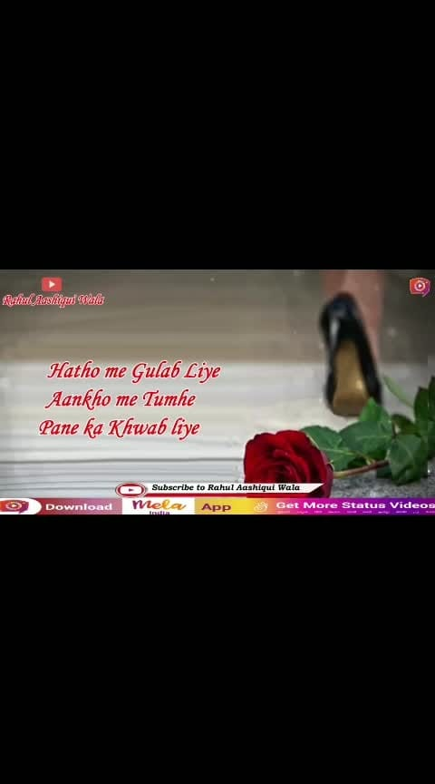 #rose #rose_day #red-rose #vailaintday #roposo-lov #rop-love #rop-beats #romanticstatus #whatsappstatusvideo