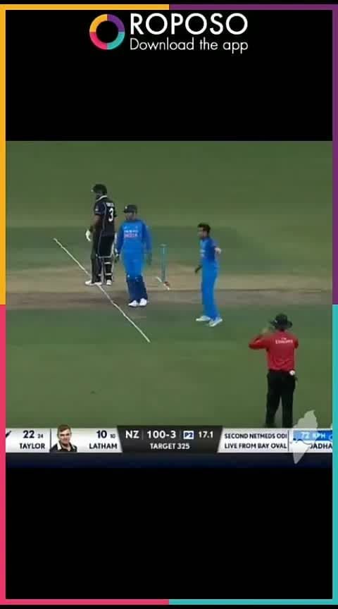 #dhoni #bcci #mahendrasinghdhoni #captain_cool #thala #wicketkeeper #true_legend #thelegend #stumping