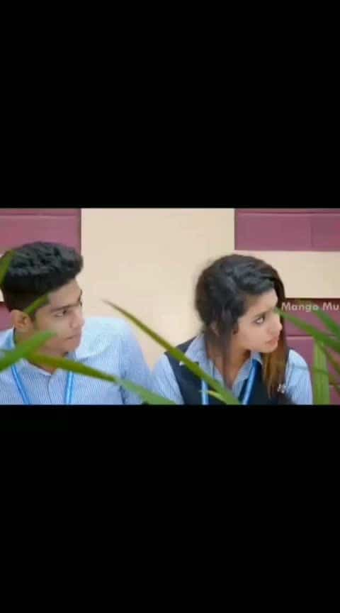 #liplock #priyaprakashvarrier #romantic-scene @roposocontests