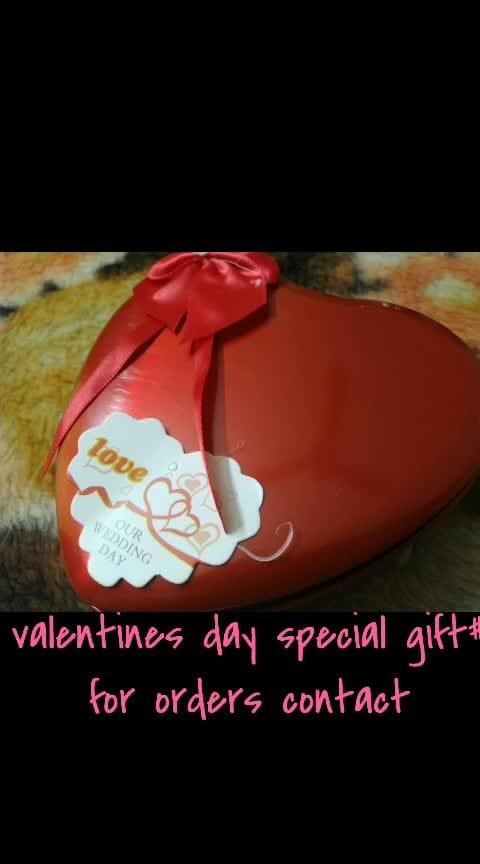 valentines day gifting#handmade chocolates