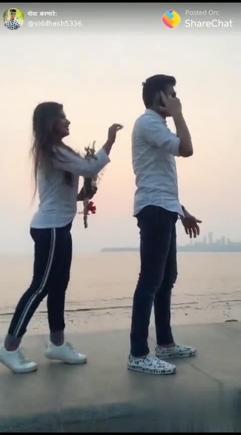 Hai o meri jan na ho pareshan #couplesongs #couplegoals #proposeday #love