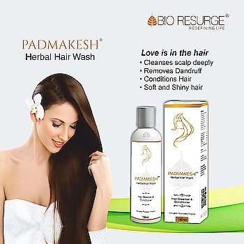The Padmakesh Herbal HAIR WASH is enriched with Neem and Amla which deeply cleanses hair scalp to remove dust, pollution and dandruff causing micro organism. Bhringraj and Japakusum provide nutrients to hair follicles thus hair becomes soft, silky and manageable. Shop Now : http://bioresurge.in/products/hair-care.html No MINIMUM PURCHASE required! Grab The Best Deal on 799 and 1499 | Get Flat 10% and 15% OFF. Free Shipping........... #bioresurge #amazon #chemicalfreeskincare #pure #naturalsmile #ayurveda #organic #life #fashion #girls #lifestyle #love #smile #beauty #healthy #NaturalHairCare #Mumbai #Delhi #Chennai #Kolkata #UttarPradesh #haircare #hairtreatment #hairfall #hairloss #hairwash #herbalhairwash#ProposeDay
