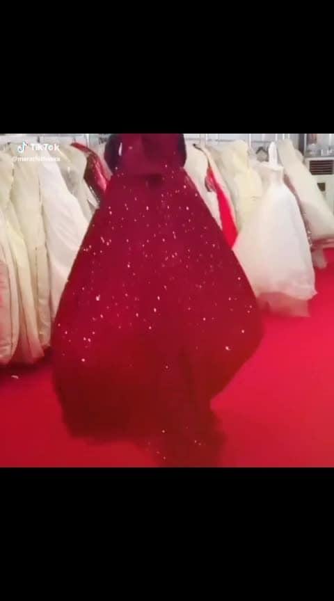 #redlove want this gown