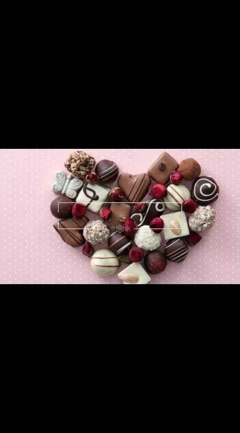 #happychocolateday #advance  #happychocolatedayroposo