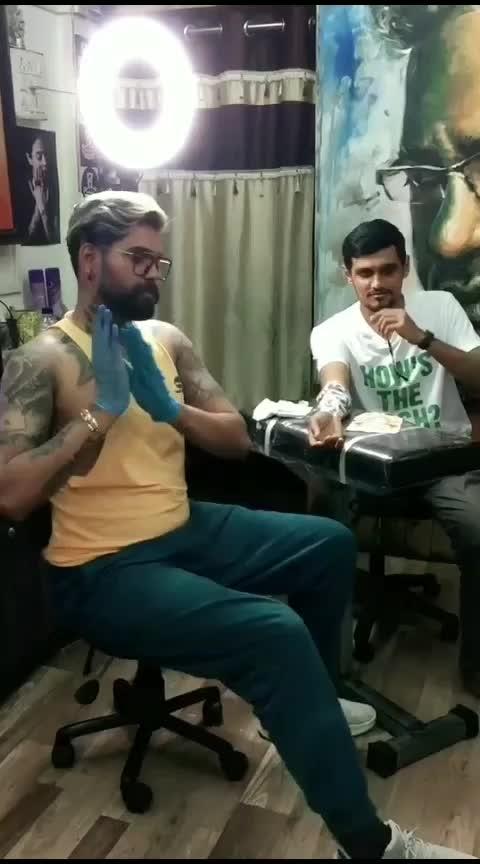 #lordganesha  #ganesha  #tattoo  #ganpati #duet  #themustache_tatt #tiktok  #navimumbai