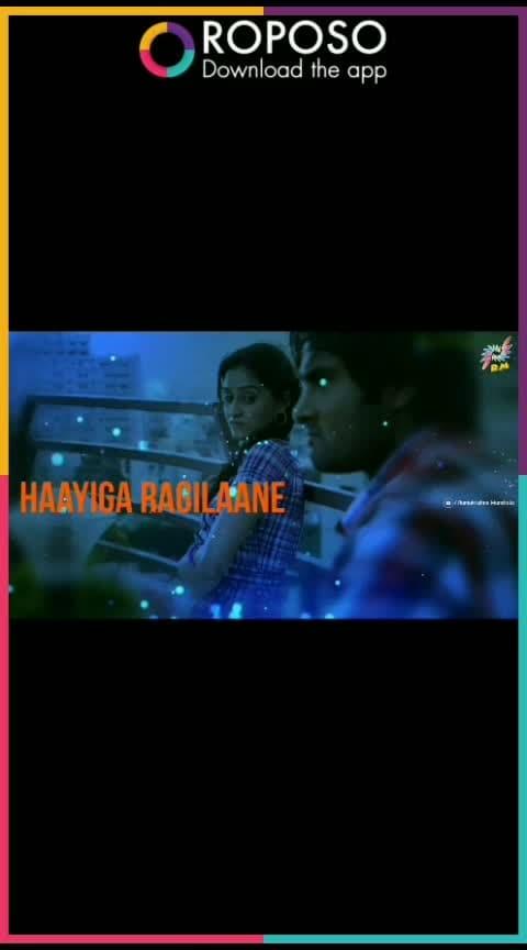 heart touching song 👌👌 #sms #cheliya_cheliya #bestlovesong-forstatus #telugulovesong