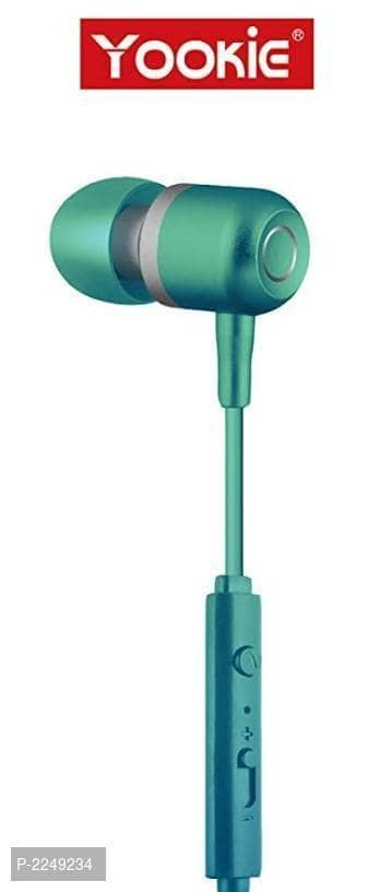 BassHeads 619 In-Ear Headphones With Mic (Green)  @ 390.00/-  Color: Green Type: Headsets Design Type: In-ear Features: Volume Control Connectivity Technology: Wired - 3.5 MM Single Pin Microphone: With Microphone