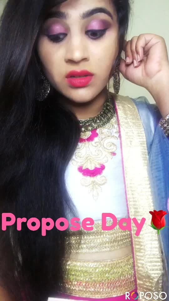 #Proposeday #loveyouroposo #ropogirl #valentinesdayspecial #ropolove #ropofever #midnightdubs 😴👈🏻❌ 🎦✔️😍❤️