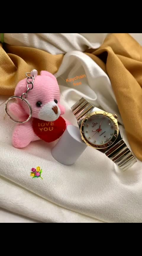 Watch with Teddy Keychain 900/- Free Shipping  #creativespace #rx100 #partystarter #thehappyone #weekend #thecomedian #drama #romantic #natural #super #filmistaanchannel #loveness #song #bff #indianwear #photography #telugu #kannada #rainbow #aboutlastnight #sadness_overloaded  #letsnaacho #shaadiseason #food #share #girls #happyvibes #rocknroll #eating #tvbypeople
