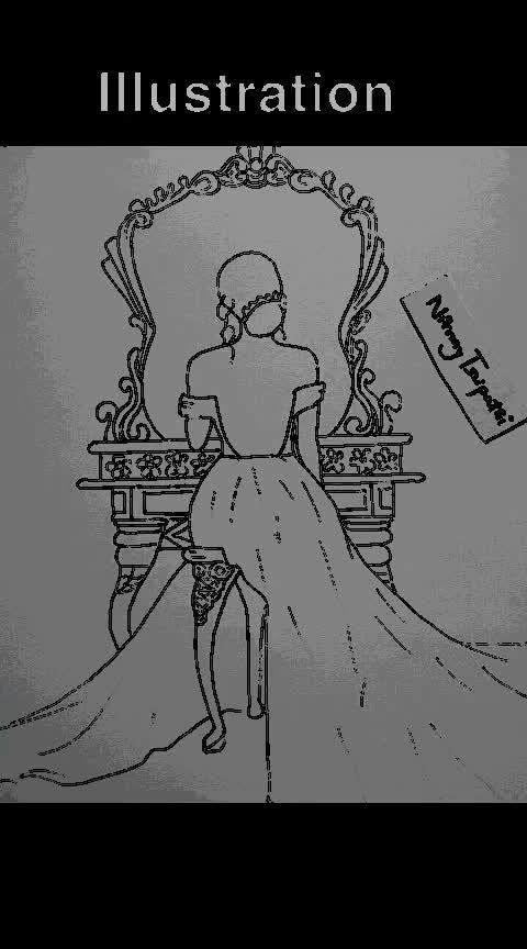 #sketch #sketchbook #drawing #fashion #fashiondesigner #blogger