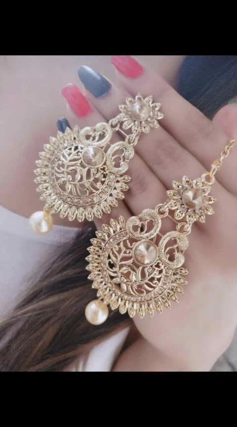 #confuse #shopping #earrings #earringofthrday 😋😋😘😘😘