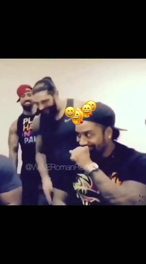 #funtimes #wwecomedy #roman_reings #theboss #thenewday n #theusos