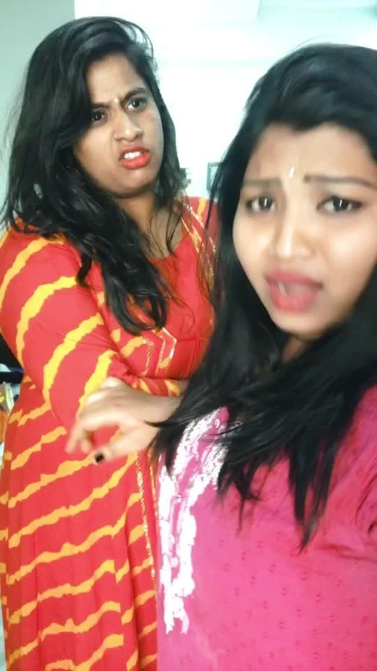 Reiii😂🔫🤟🏻 @nandinikanala ❤️   #telugucomedy #telugu #comedyindia #hyderabad
