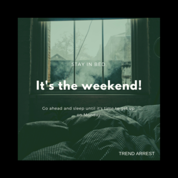It's the weekend! Go ahead and sleep until it's time to get up on Monday.🤩 . . . . #trendarrest #trending #trendyoutfits #trendfollowers #weekendvibes #fashion #fashionista #fashionworld #womenswesternwear #saturdaynight #followforfollow #likeforlikes #instafollows #instalikes #motivation #party #nightlife #postoftheday #enjoy