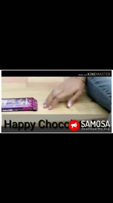 #happychocolatedayagainmyfavvnimik