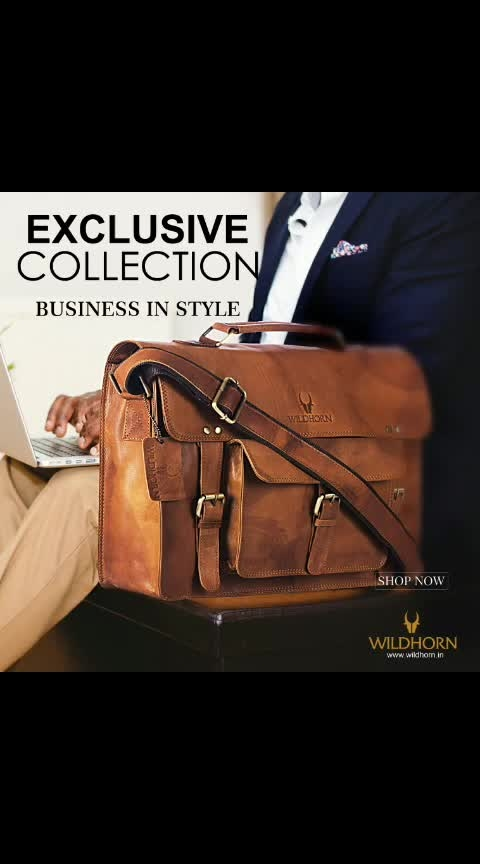 Just do you what they are doing is none of your business. Meet the new one from wildhorn exclusive backpack collection . Happy shopping: www.wildhorn.in✌✌ . .  #design-style #luxury #beautiful-life #shopping #onlinefashion #accesories #contemporaryart #businesslife #trendingonroposo #be-in-trend #trendinglive #trendybasics #alwaysfollowback  #roposo-star #kolkatafashionblogger #leatherwallet #wildhorn #celebration