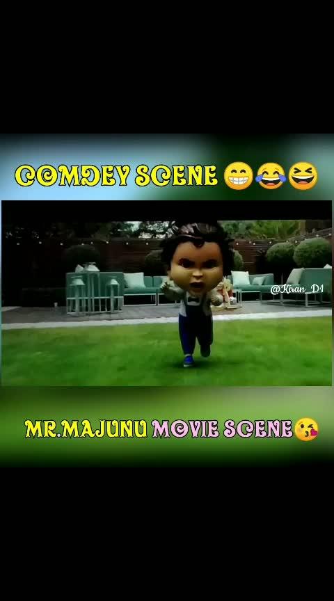 MR.MAJUN CONDEY SCENE 😀😁😂😂  #mrmajnu #mr-majnu #mr_majnu #mrmajunucomdeyscene #akhilakkineni #akhil #latest