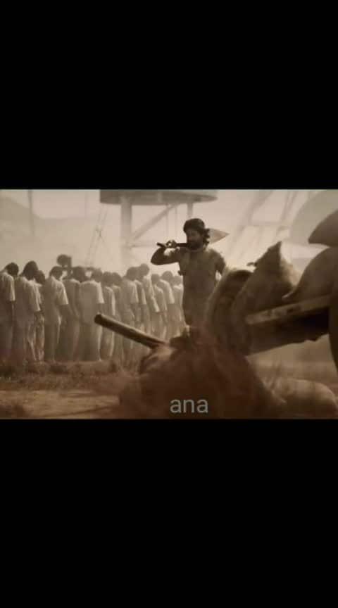 #ana  #kgf  #kgf_yash  #mass_song  #roposo-tamil  #tamilwhatsappvideostatus  #tamilwhatsappstatus #roposo_status  #roposo_song