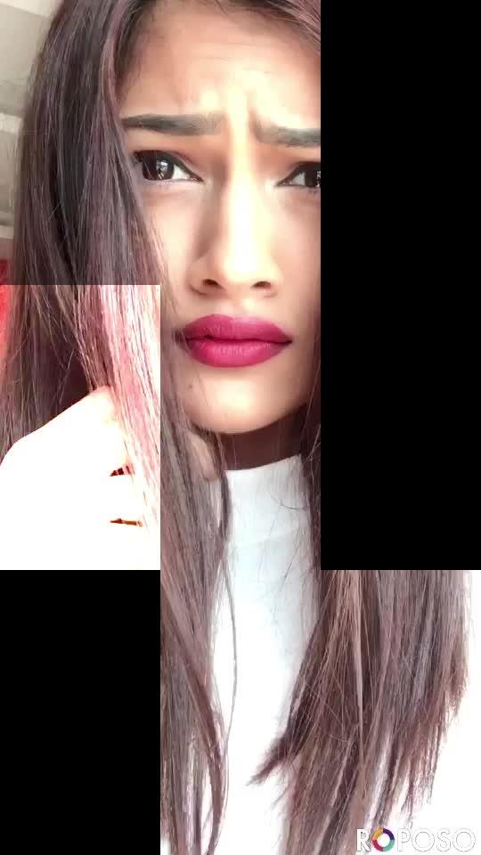 MONDAY MOOD🙄Insta- kratika.gupta.12 #indian #expressions #foryoupage #bollywood #ropsotrending #rops-star #rop-beauty