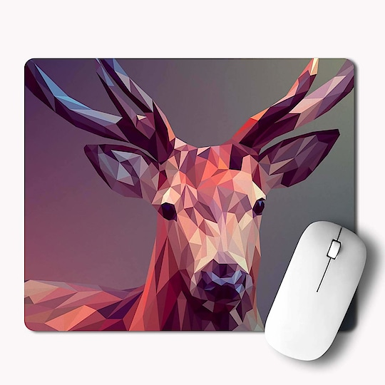Snaz up your desk with this deer printed mousepad! . 🔹 @ Rs. 179/- 🔹 Free Shipping + Cod Available 🔸 Pay with Paytm or Google Pay +91-9867002820 . . . . #offerskraft #mousepad #printedmousepad #deskdecor #officeuse #deerprintedmousepad #shoponline #buyonline #shoppingonline #sale #customizegift #gift #giftidea #giftforworkers