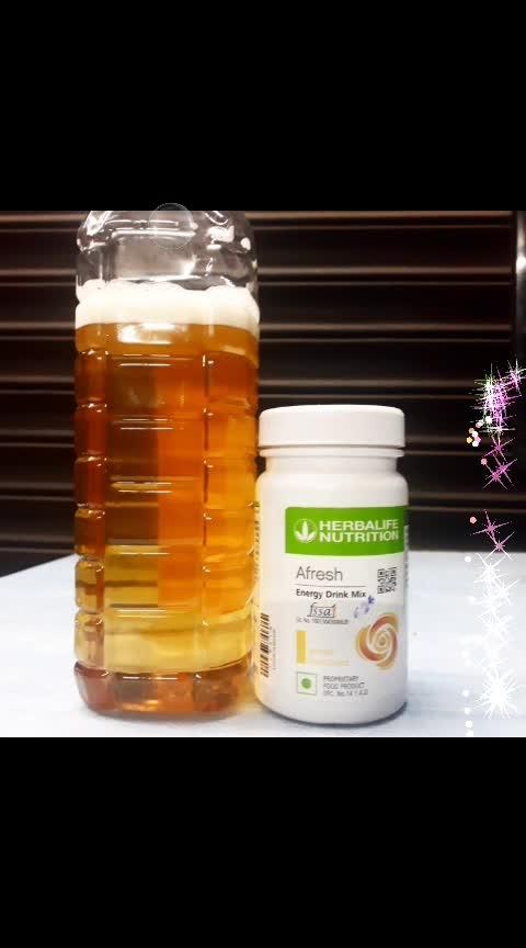#herbalife #herbalifenutrition #herbalifeindia #nutrition #healthydrink #afresh #goodhealth  #healthylifestyle #healthyliving #lemon #flavoured #energydrink #ropo-good #roposo #ropo-style