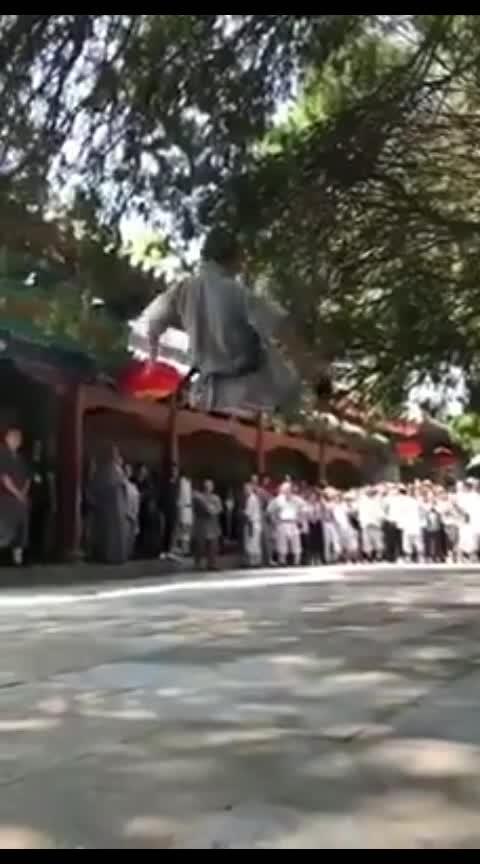 #roposo-wow #wow #amazing-video #amazed #amazing #kung-fu #superb
