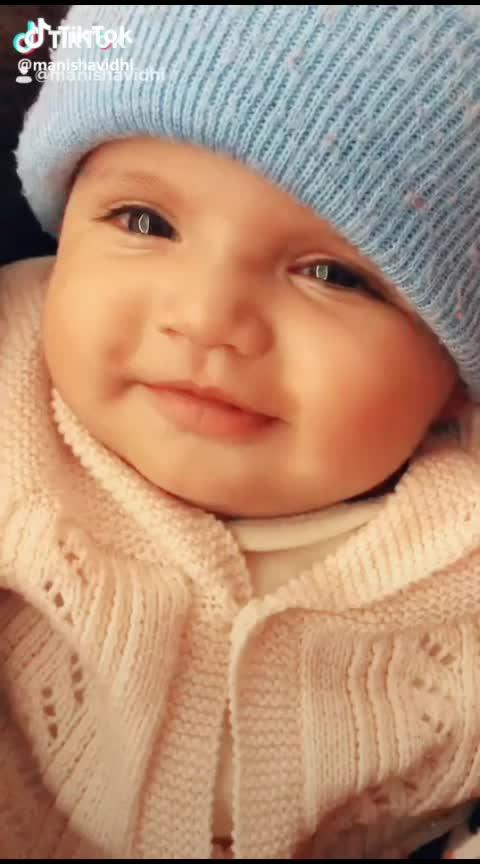 #viralvideo #tiktokindia #millionnaire #cute-baby #cutness #new @ankys @ankyking #roposo-share