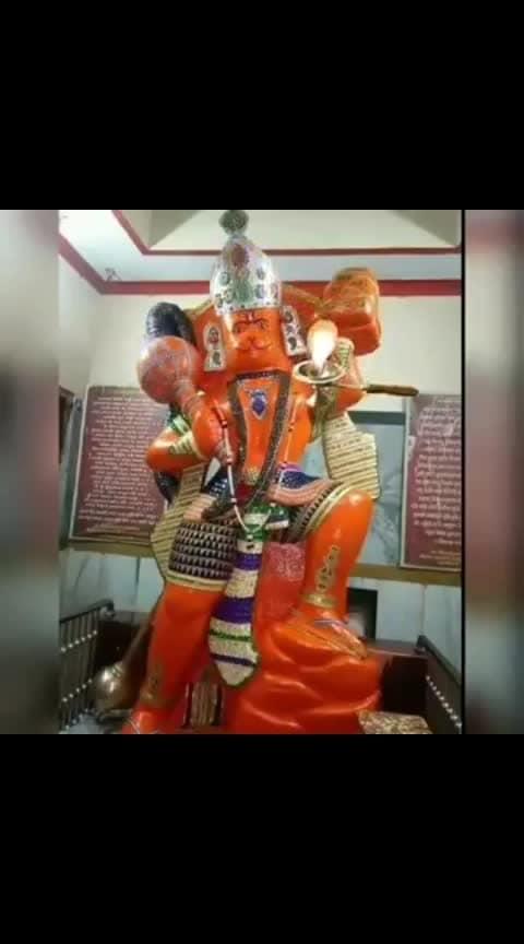 🙏 Jai Hanuman 🙏 #devotion #devotional #devotionalsongs #bhaktichannel #ropo-bhakti #bhaktichannel #jaihanuman #bajrangbali