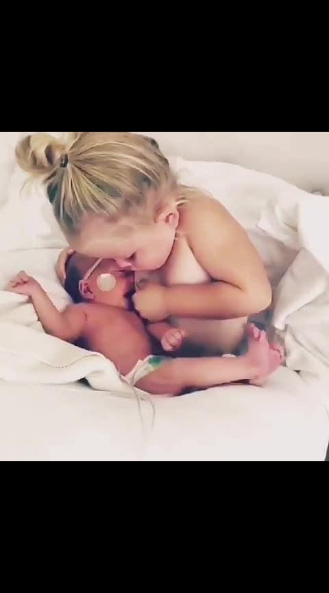 #sisterlove #mothernature #brothersisterlove