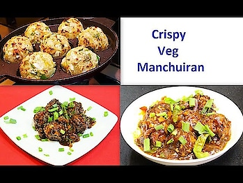 Veg Manchurian - A very famous Chinese dish . Do try it.. #ropo-love #ropo-good #ropo #roposo #ropo-post #recipe #recipes #recipeoftheday #recipevideo #cooking #manchurian #chinese #chinesefood #