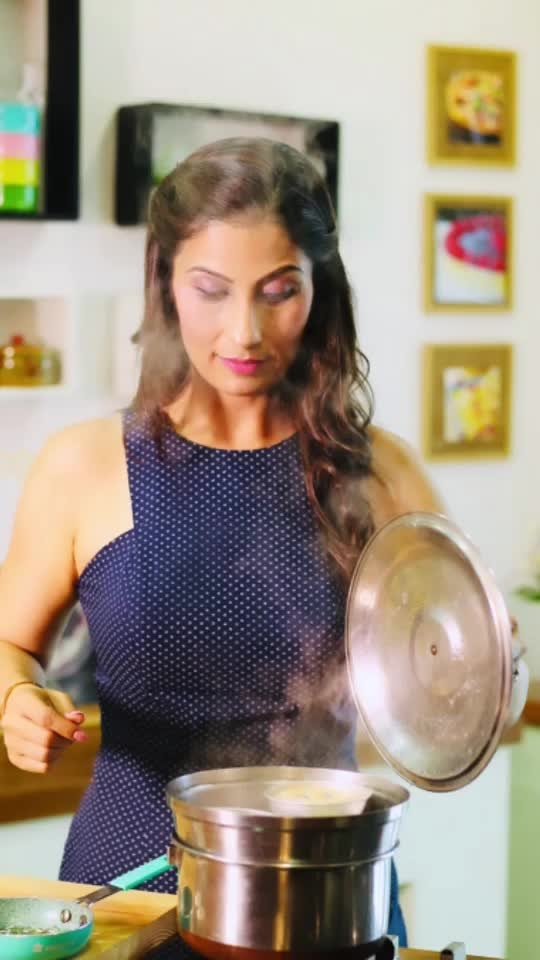 The Valentine's Day impact : It's getting steamier on Meghna's Food Magic  😀😀😀 Love M #ChefMeghna #food #cooking #recipe #recipes #foodie