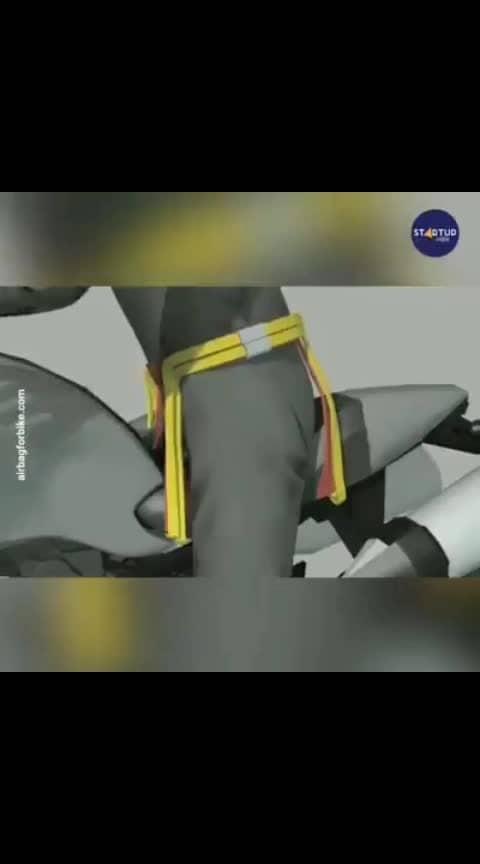 #accident  #safty #inventions #roadsafety #bikelovers #bikerider #roposo-wow