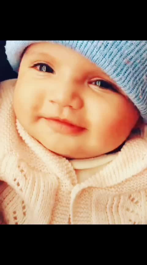 itna cute child aapne nhi dekha hoga  #childhood #roposo-cute #baby