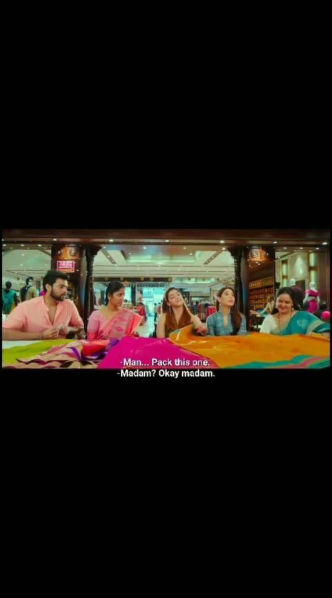 #F2 #VenkyFun #VarunFrustration #Saree shopping